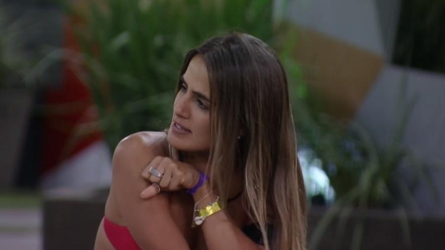 Carol Peixinho lembra eliminação de Isabella no BBB19 (foto: Divulgação)
