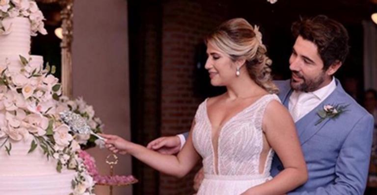 Casamento Jéssica Costa e Sandro Pedrozo. Foto: Reprodução