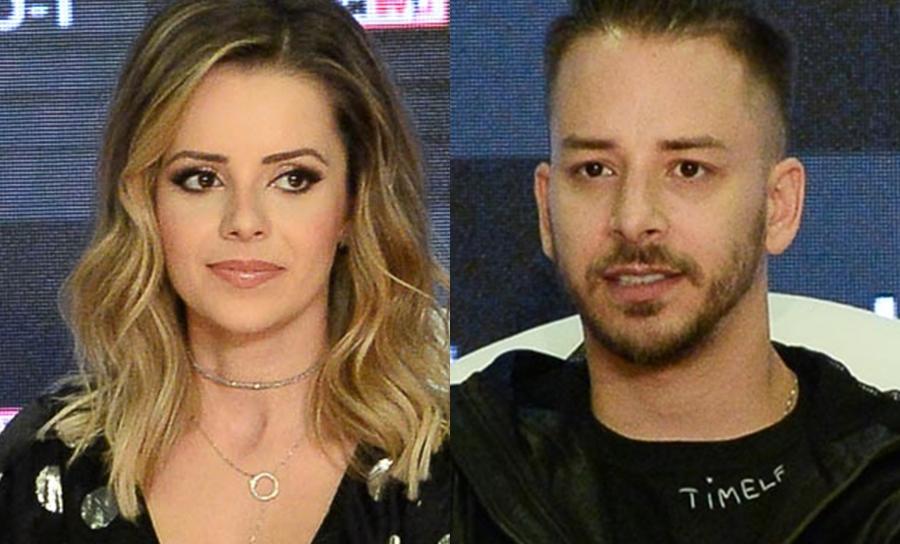 Sandy e Junior anunciaram que farão turnê em comemoração aos 30 anos de carreira (Foto: Francisco Cepeda/AgNews)