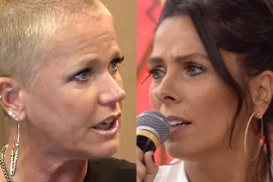 Xuxa deu uma entrevista arrebatadora para Rodrigo Faro onde falou sobre diversos assuntos entre eles Adriane Galisteu e Ayrton Senna.