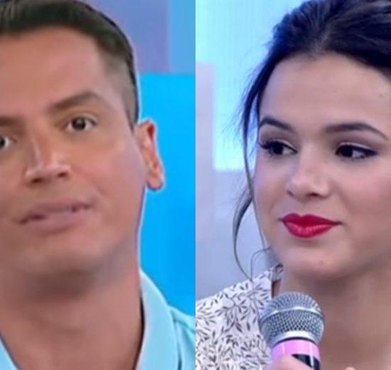 Leo Dias e Bruna Marquezine (Foto: Reprodução)