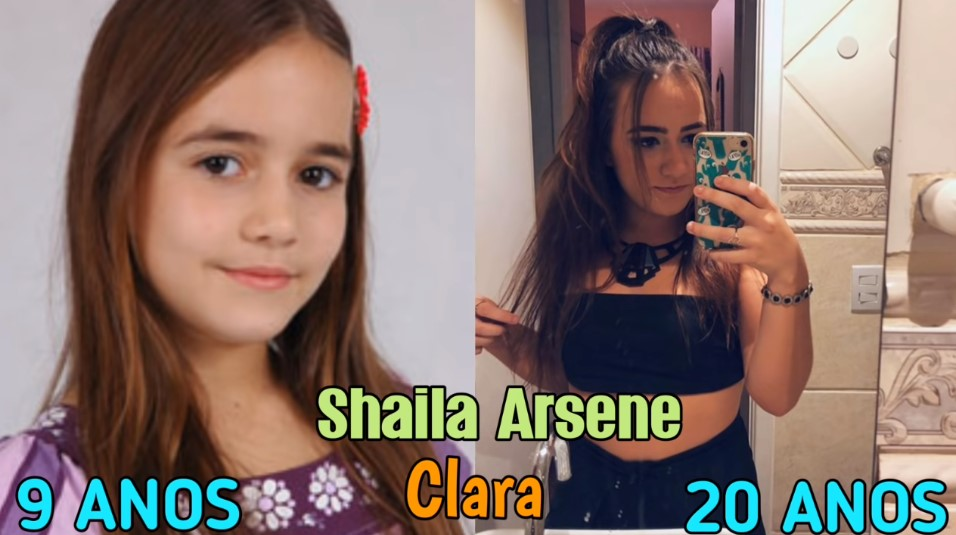 A pequena Clara também está grande (Foto: Reprodução)