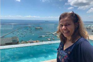 Claudia Rodrigues está internada em estado grave e lutando para sobreviver (Foto: Reprodução)