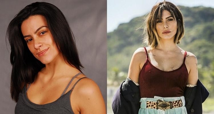 Cleo Pires e seu antes e depois