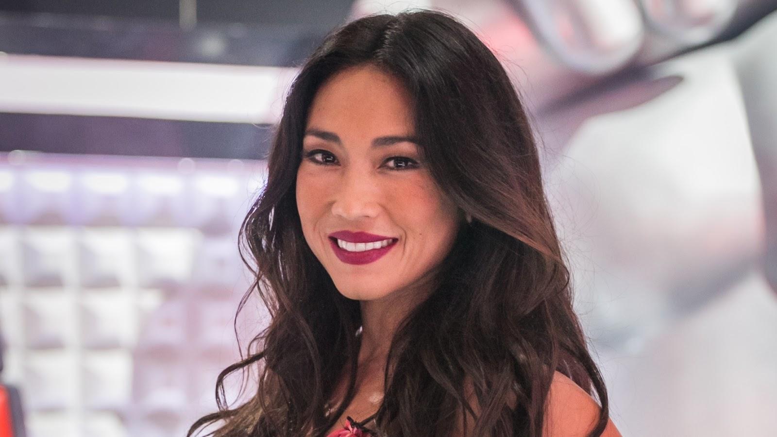 A ex-apresentadora do The Voice Brasil da Globo, Daniele Suzuki (Foto: Reprodução)