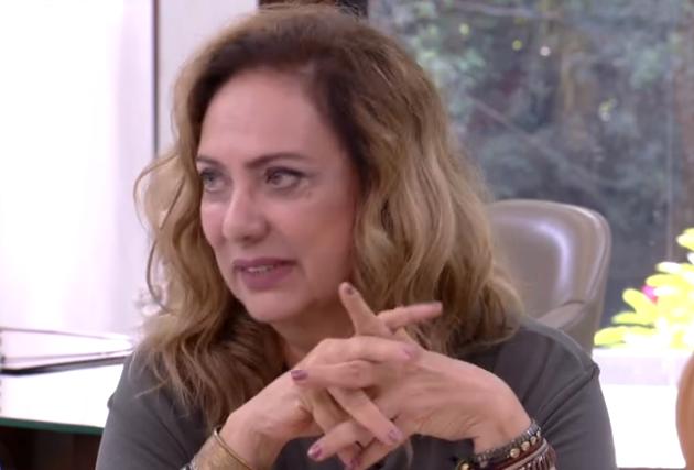 Eliane Giardini (Foto: Reprodução/ Globo)