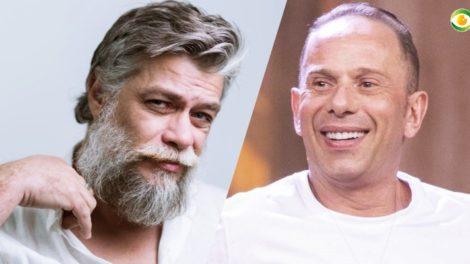 Fabio Assunção e Rafael Ilha vivem situação semelhante