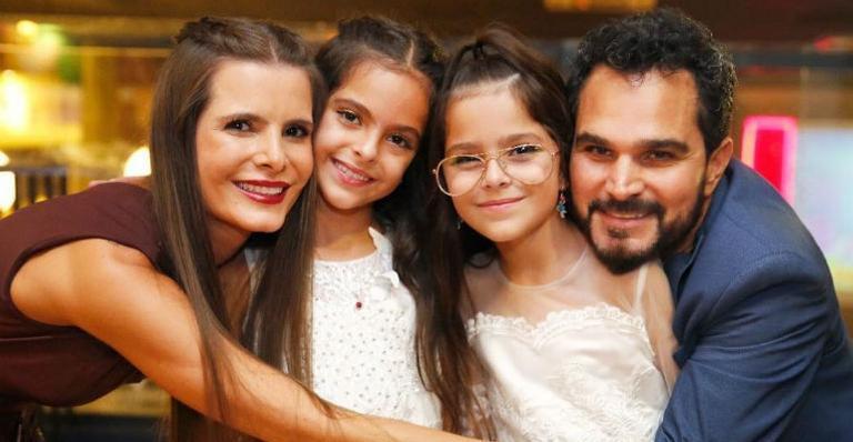 Família de Luciano Camargo (Foto: Divulgação)