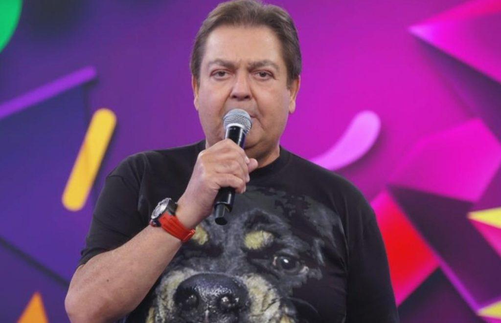 O apresentador Fausto Silva, mais conhecido como Faustão (Foto: Reprodução/Globo)
