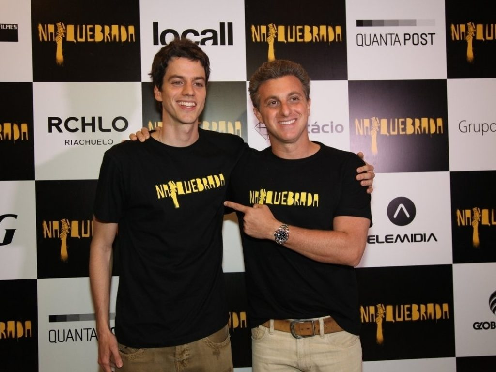 Irmão de Luciano Huck assume ser gay (Foto: Reprodução)