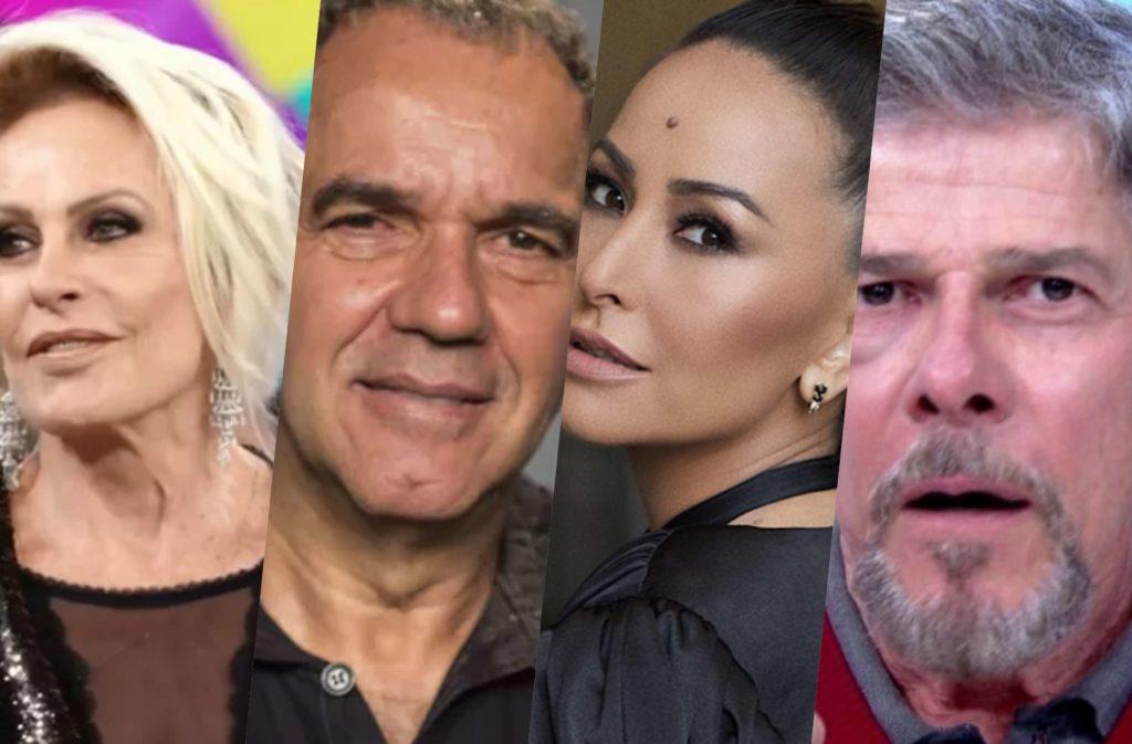 Ana Maria Braga, José Mayer, Sabrina Sato e Humberto Martins: Vidente faz previsão para os famosos