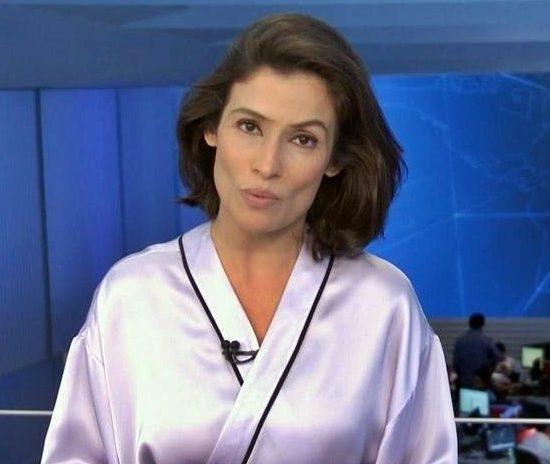 Renata Vasconcellos (Foto: Reprodução)