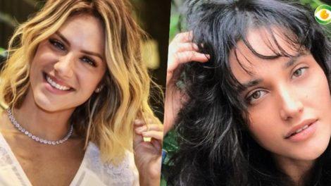 Giovanna Ewbank e Débora Nascimento, assim como a cantora Claudia Leitte, já foram traídas no passado (Foto: Montagem/TV Foco)