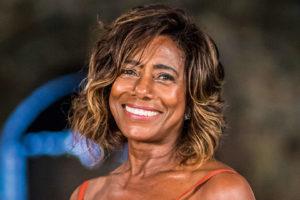 Gloria Maria teve um 2019 bastante agitado (Foto: Reprodução/Globo)