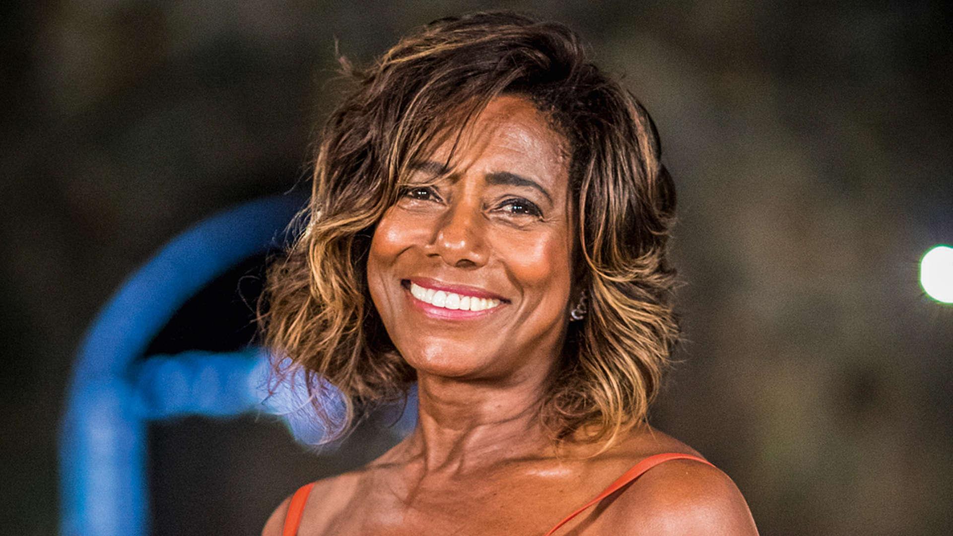 Gloria Maria globo