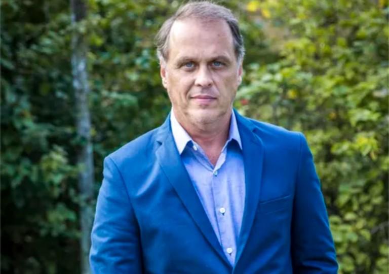 O ator Guilherme Fontes estará em Órfãos da Terra (Foto: Paulo Belote/TV Globo)