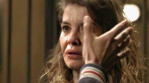 A atriz Alinne Moraes na pele de Isabel em Espelho da Vida (Foto: Divulgação)