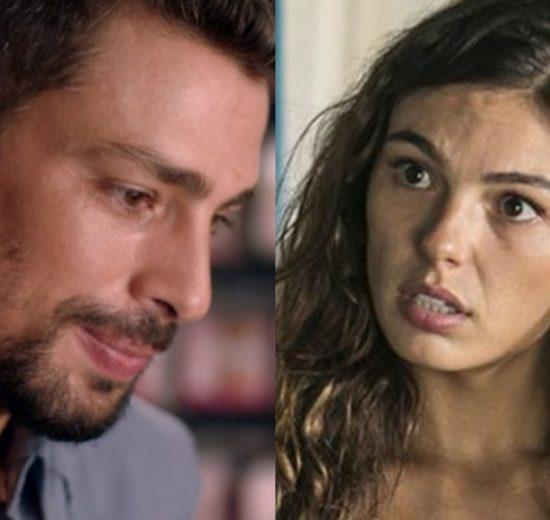 A atriz da Globo, Isis Valverde quebra silêncio e fala sobre Cauã Reymond (Foto: Reprodução)