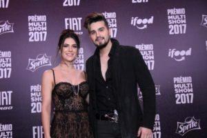 Luan Santana e Jade Magalhães (Foto: Divulgação)