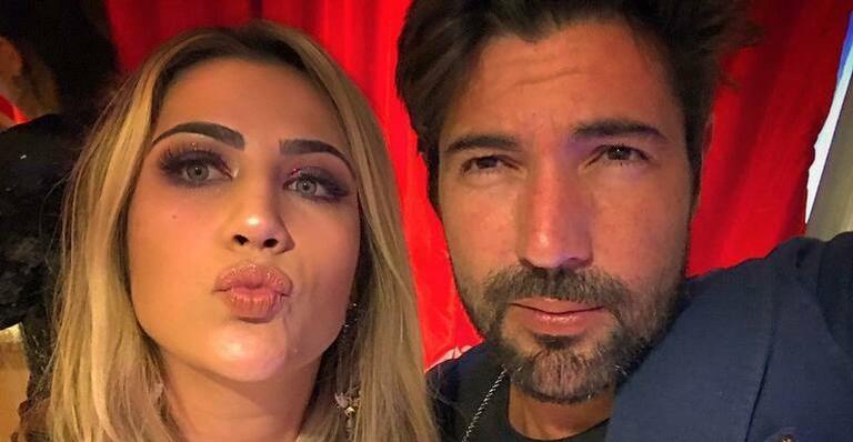 Jéssica Costa e Sandro Pedroso (Foto: Divulgação)