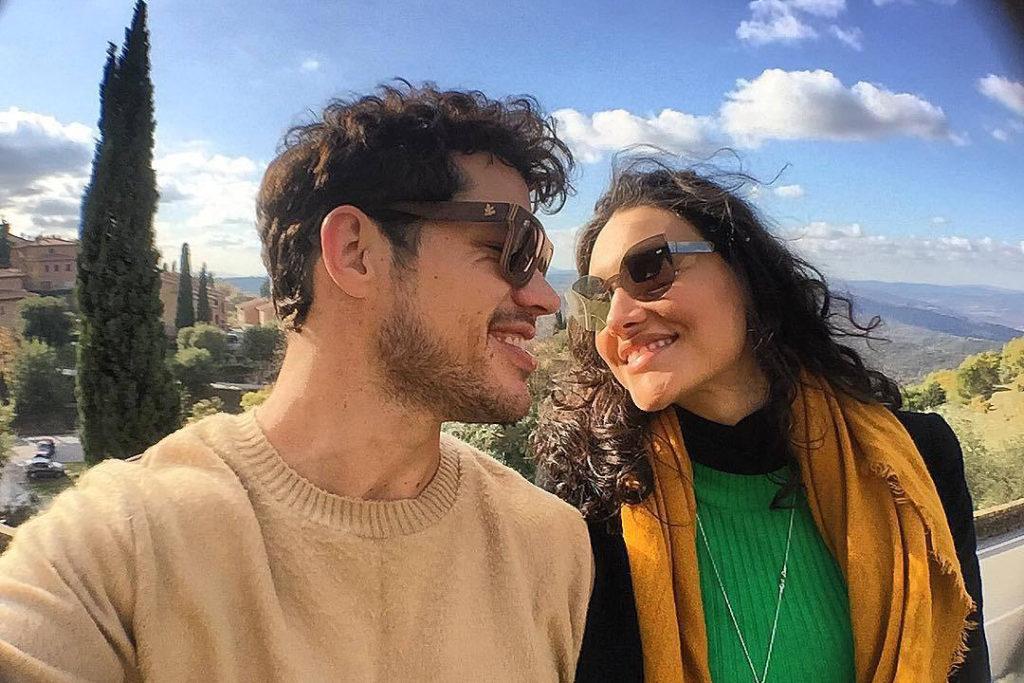 José Loreto e Débora Nascimento estão juntos novamente (Foto: Reprodução/Instagram)