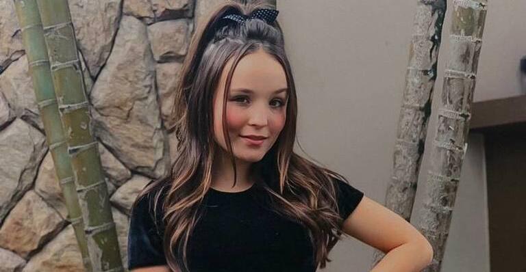 Larissa Manoela foi comparada com Camila Cabello (Foto: Divulgação)