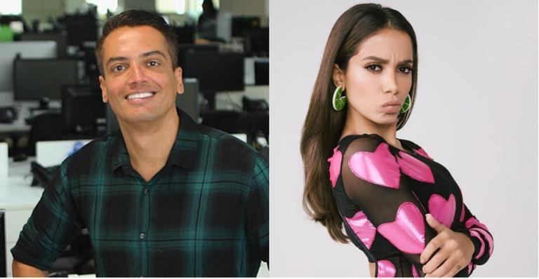 Leo Dias e Anitta (Foto: Divulgação)
