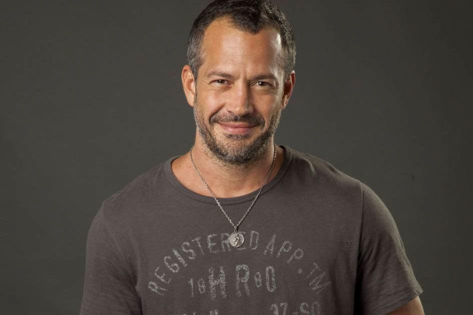 O ator Malvino Salvador (Foto: Reprodução)