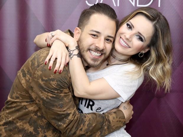Sandy e Junior anunciaram o retorno da dupla (Foto: Reprodução)