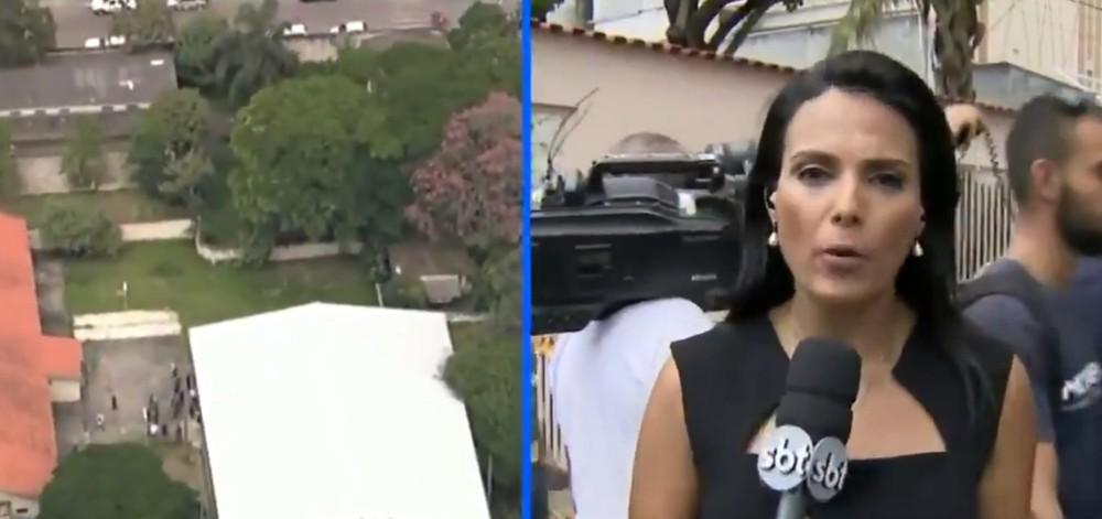 Márcia Dantas foi duramente criticada durante transmissão