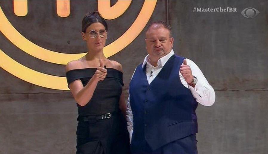 O programa Masterchef Brasil bombou nas redes sociais (Foto: Reprodução)