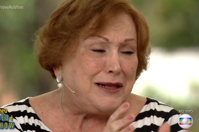 Nicette Bruno veio à público falar sobre a grave doença que enfrentou em sua família