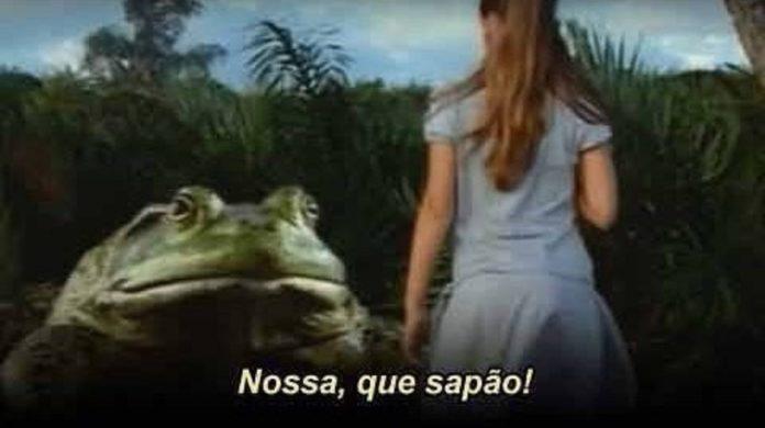 Cena de Caminhos do Coração (Foto: Reprodução)