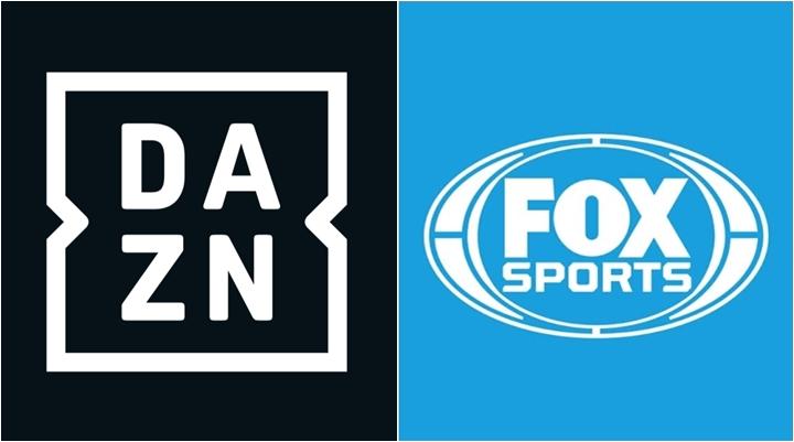 DAZN pode comprar os canais Fox Sports. (Foto: Montagem/Reprodução)