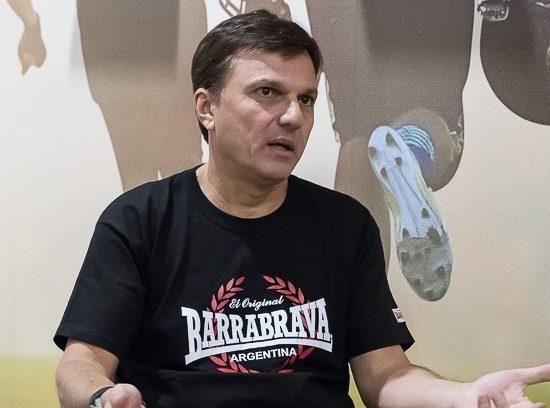 Mauro Cézar Pereira é comentarista da ESPN Brasil. (Foto: Divulgação)
