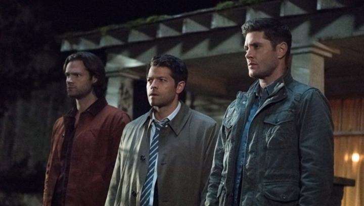 Protagonistas de Supernatural anunciam fim da série após a 15ª temporada. (Foto: Reprodução)
