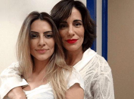 Gloria Pires e Cleo Pires, mãe e filha, juntas em foto (Imagem: Divulgação)