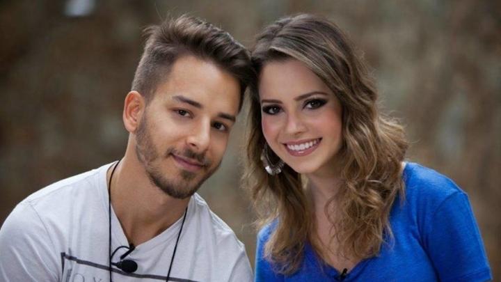 Sandy e Júnior anunciam retorno da dupla. (Foto: Divulgação)