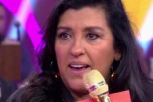 A atriz de Amor de Mãe da Globo, Regina (foto: reprodução)