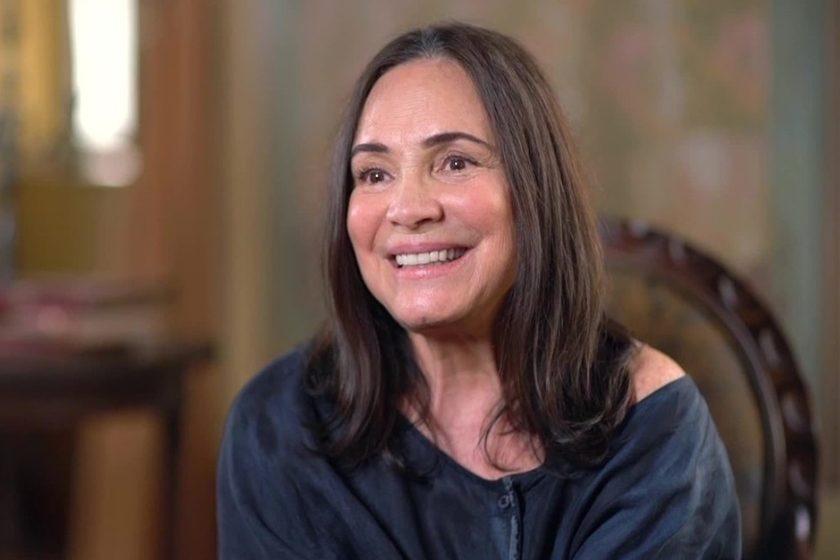 A atriz da Globo, Regina Duarte (Foto: Reprodução)