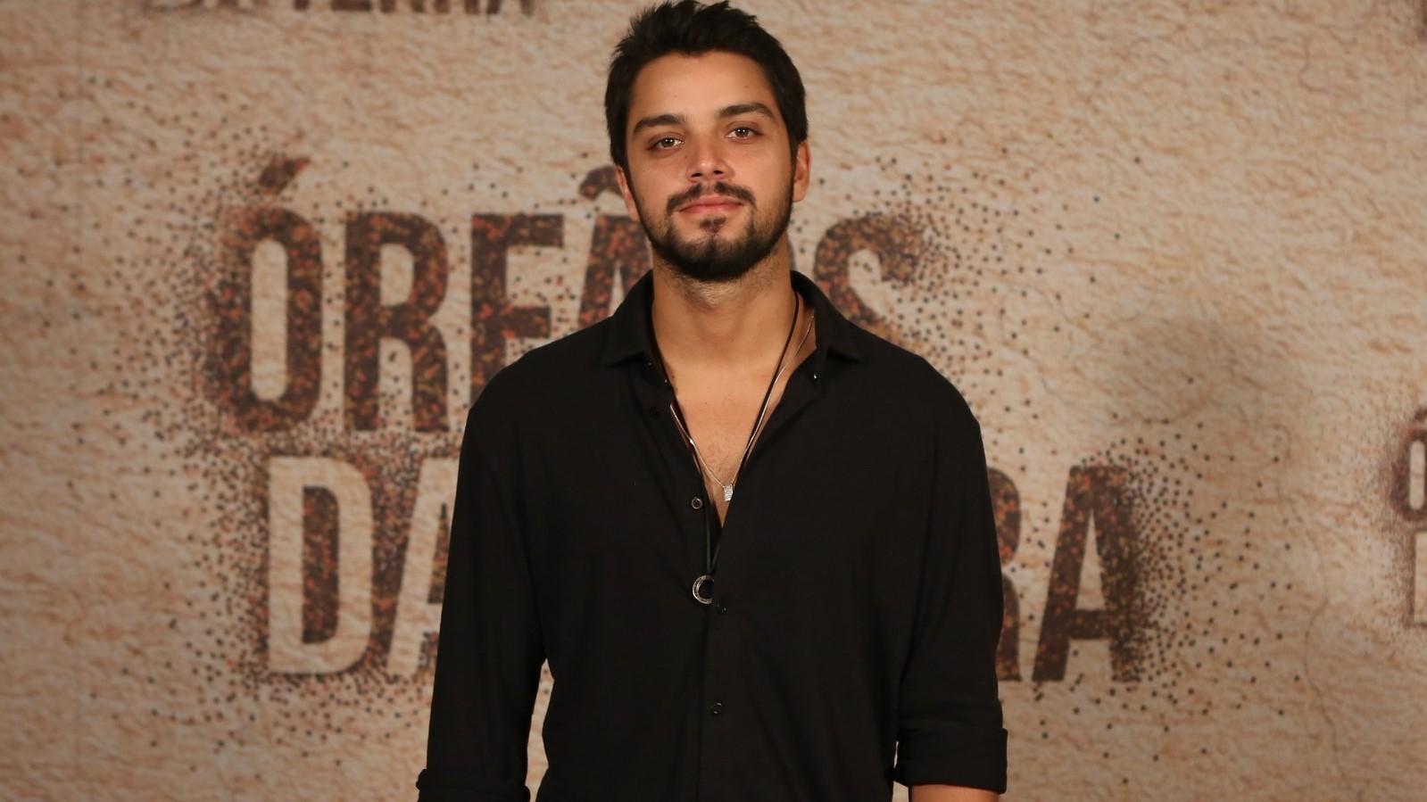 O ator da Globo, Rodrigo Simas (Foto: Divulgação)