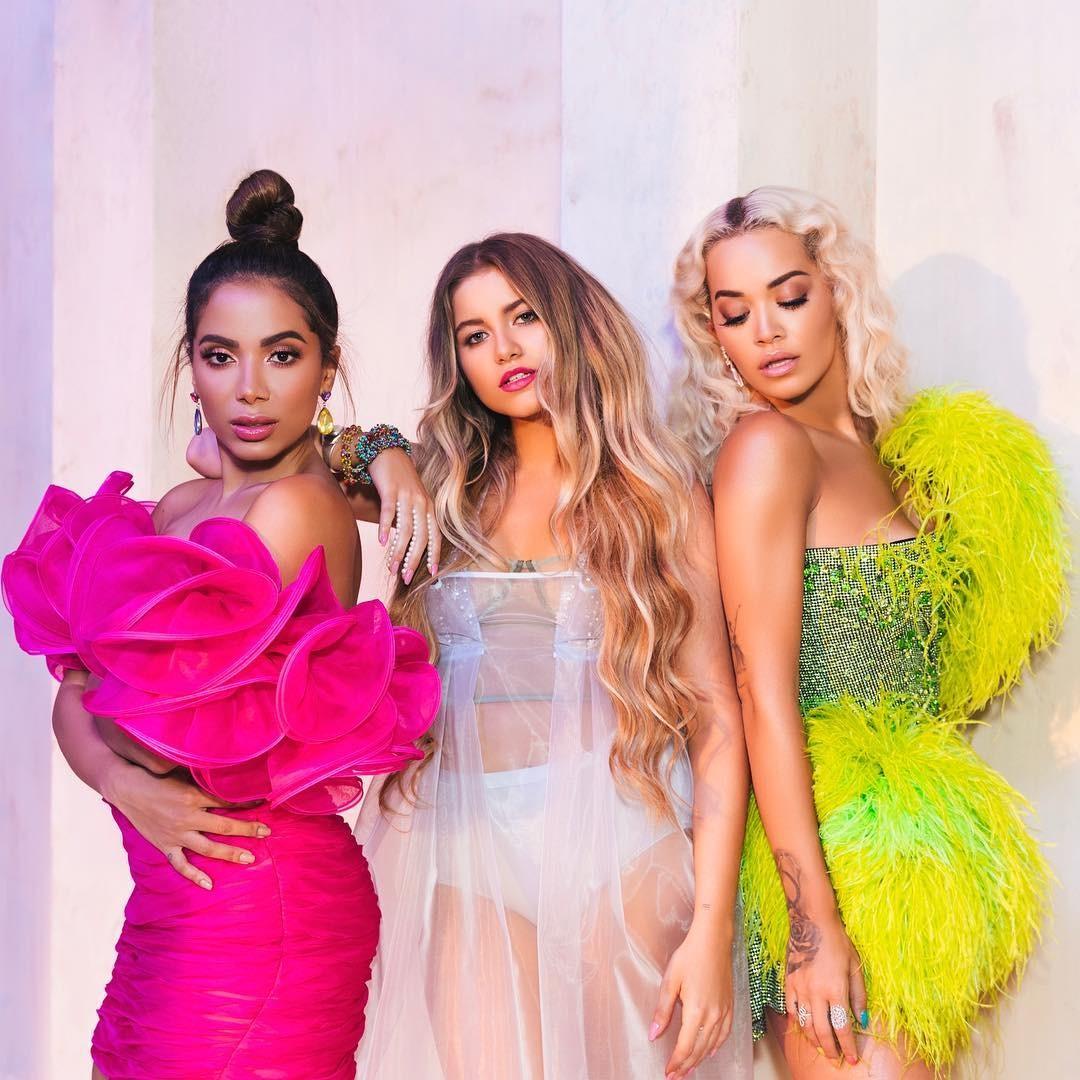 """Sofia Reys lança single, """"R.I.P."""", com Rita Ora e Anitta (Foto: Divulgação)"""