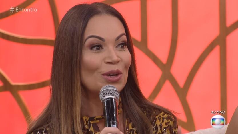 Solange Almeida (Foto: Reprodução/Globo)