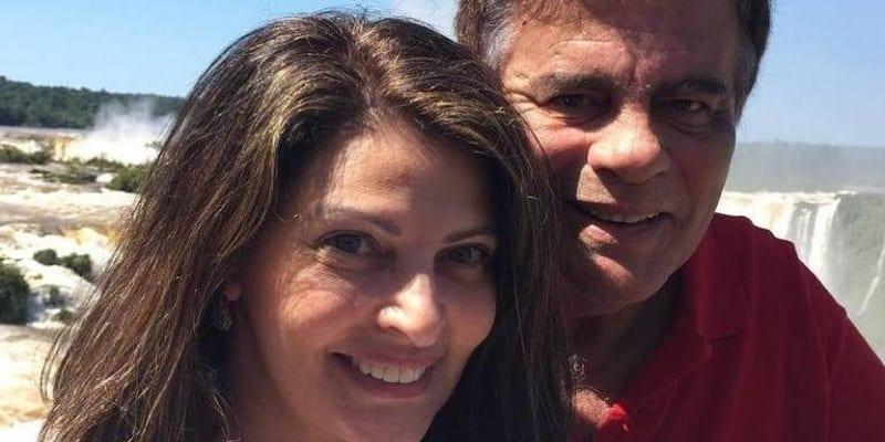 Sonia Lima e Wagner Montes (Foto: Divulgação)