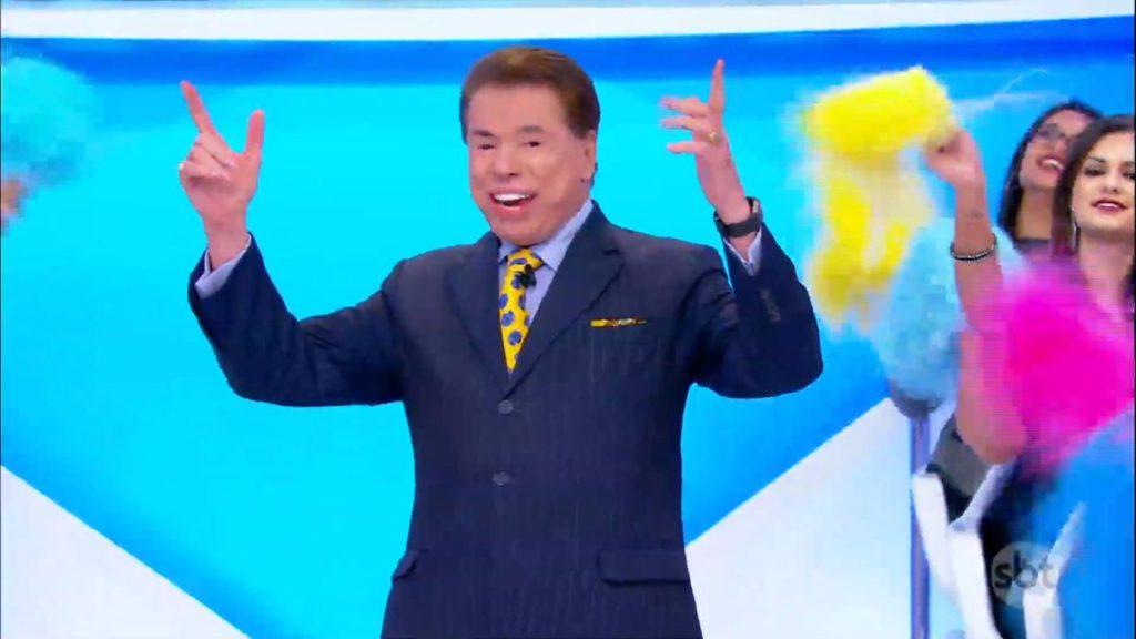 O apresentador Silvio Santos voltou a mexer na grade de programação e causou um verdadeiro estrago. (Foto: Reprodução)