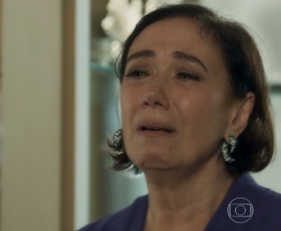 Valentina em O Sétimo Guardião (Foto: Reprodução/ Globo)