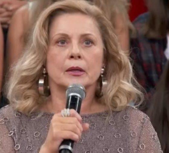 Vera Fischer foi ao Altas Horas (Foto: Reprodução/ TV Globo)