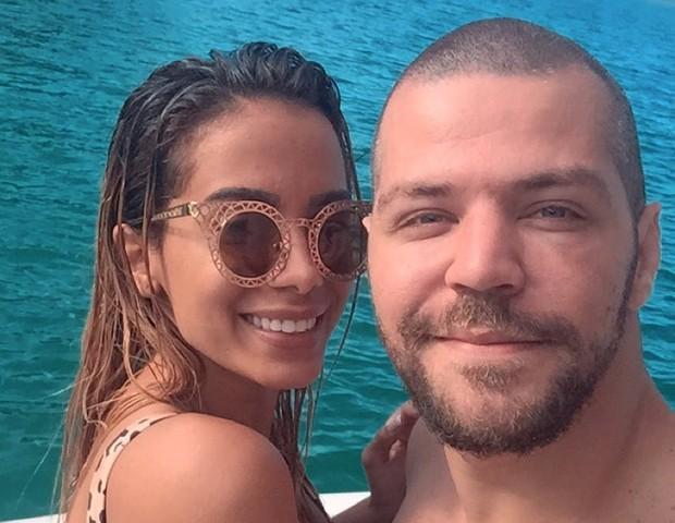Victor Sarro, amigo de Anitta, comenta sobre Thiago Magalhães (Foto: Divulgação)