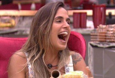Carol Peixinho no BBB19 (Foto: Divulgação)