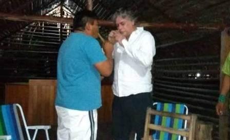 Fábio Assunção (Foto: ContilNet)